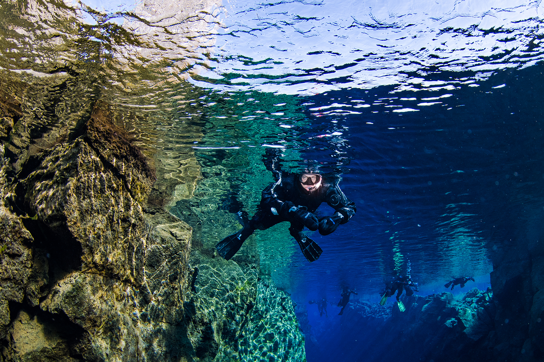 silfra snorkeling day tour dive is snorkelling iceland