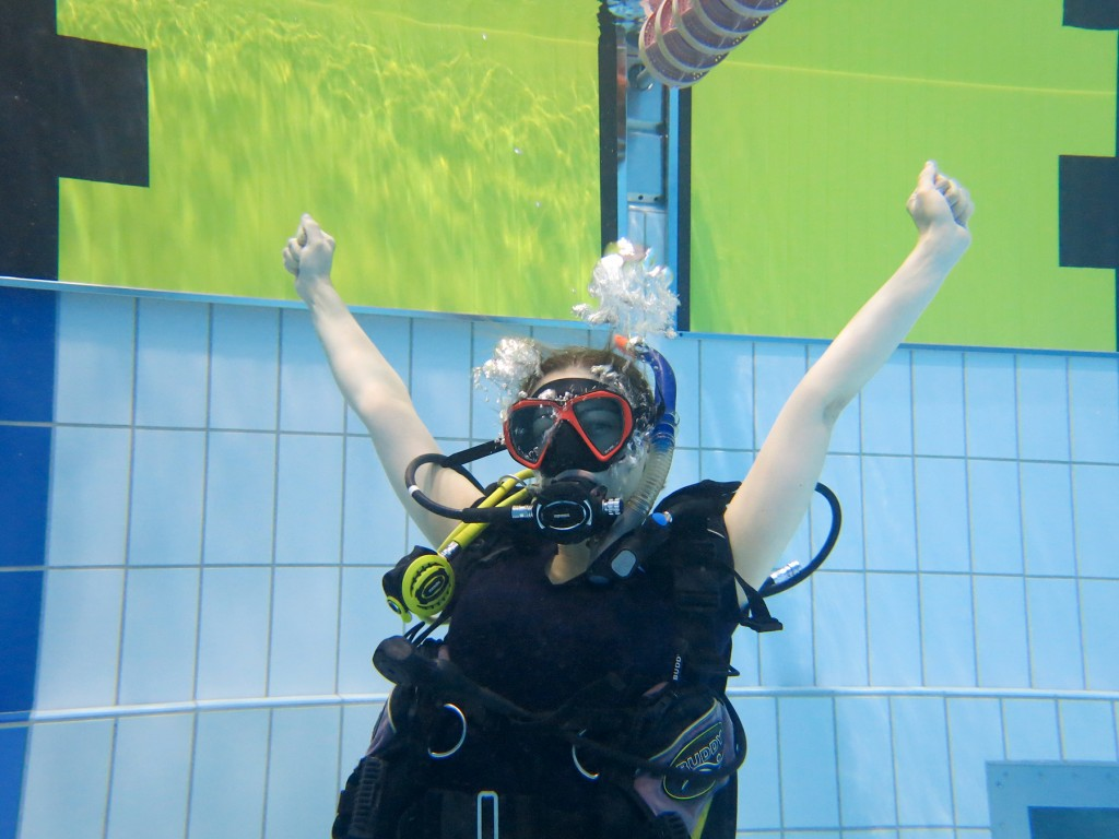 PADI Open Water Diver Course - Pool Session, Iceland