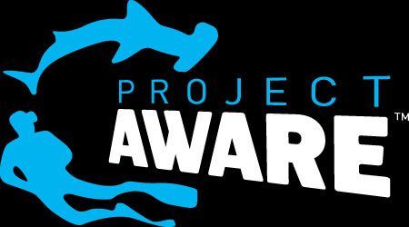 The project aware logo
