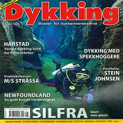 Dykkning-magazine