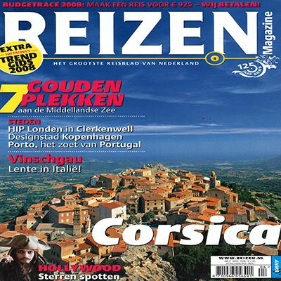 Reizen-magazine